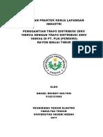 Daniel - Laporan PKLI.docx