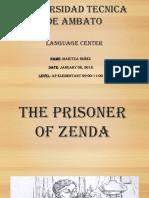 The Prisoner of Zenda.M.N
