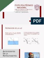 refractometría