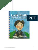 Louis Braille l Enfant de La Nuit Lecture Suivie