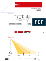 KT8000 Lighting tower generator