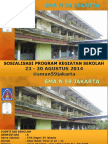 Sosialisasi Program Sekolah