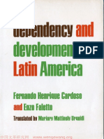 Fernando Henrique Cardoso, Faletto Enzo-Dependency and Development in Latin America-University of California Press (1979)
