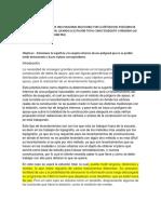 LEVANTAMIENTO DE UNA POLIGONAL INACCESIBLE