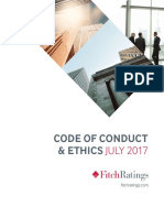 Bulletin 01 Code of Conduct and Ethics