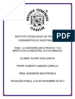 Ingenieria Mecatronica y Su Impacto en La Industria Automotriz, Automatizacion