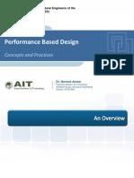 Performance Based Design Concepts
