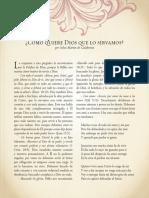 Como quiere Dios que lo sirvamos.pdf