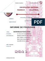 Informe Completo Eritroblastosis