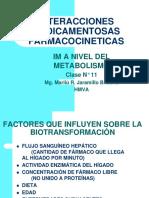 Clase 11 Mjb Im Metabolismo
