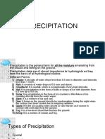 Chapter 2 - Precipitation-Part2