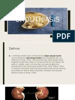 Urolithiasis.pptx