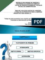 Presentación Tesis de Grado Javier Vega