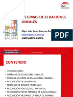Ec.Lineales