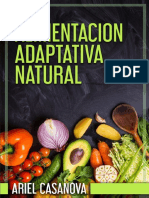 Salud - Alimentacion Adaptativa Natural - Ariel Casanova