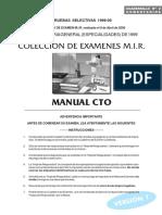 Preguntas Comentadas de Examn Mir 2000