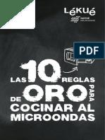 Lekue Establecim Ien Tos Otero Reglas Para Cocinar Con Microondas