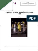 Equipos de Protección Personal Nbq - PDF
