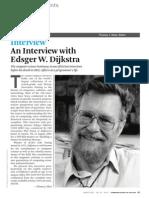 Dijkstra Interview