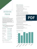 Jessica Phan's Resume