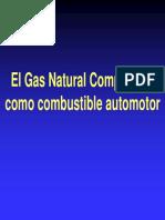 Gnc Como Combustible