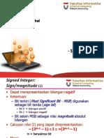 Signed Integer