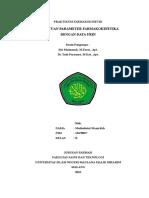Penentuan Parameter Farmakokinetika Deng