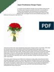 Trik Memilih2x Tempat Pembuatan Bunga Papan