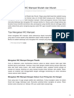 Tips Mengatasi WC Mampet Mudah dan Murah.pdf