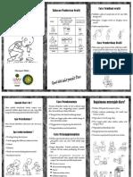 Diare Leaflet Print