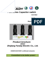 FCS Capacitor Switch