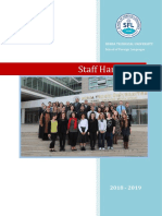 sfl - staff handbook - 15