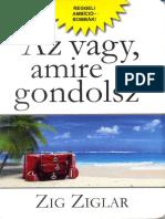 132143445 Zig Ziglar Az Vagy Amire Gondolsz