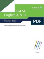 English IGCSE