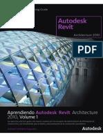 Learning Autodesk Revit Architecture 2010 Volume 1 - Latin American Spanish - W_cover.pdf