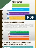 Niveles de Liderazgo y Empresarial