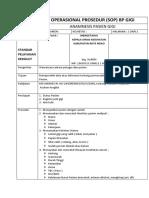 Doctiktak.com Standar Operasional Prosedur Baru Gigi
