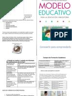 Autonomía Curricular (FOLLETO)