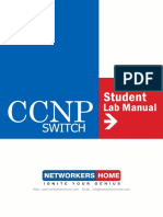free CCNP Switching Workbook by Networkers Home