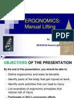 HSE PRESENTATION on Ergonomics.pptx