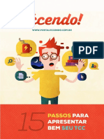 Ebook 15 Passos para Apresentar seu TCC.pdf