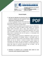 Estudo Dirigido-Nathália Campos de Oliveira
