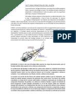 Estructuras Principales Del Avión