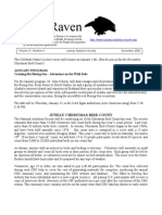 December 2004 Raven Newsletter Juneau Audubon Society