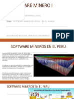 softwares mineros