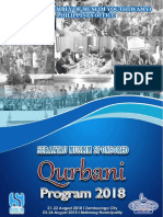 Qurbani Program 2018 Sponsored by Serantau Muslim_Report