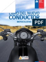 1 Libro Del Nuevo Conductor Motociclistas