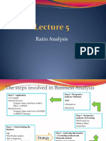 Lecture 5 - Ratio Analysis(2)