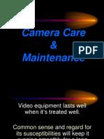 100718583 Teknologi Pendidikan Topik 7 Asas Fotografi 5 Penjagaan Penyelenggaraan Kamera