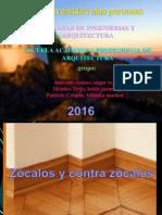 TEMA 2 DE CONSTRUCCION - ZOCALOS Y CONTRAZOCALOS.ppt